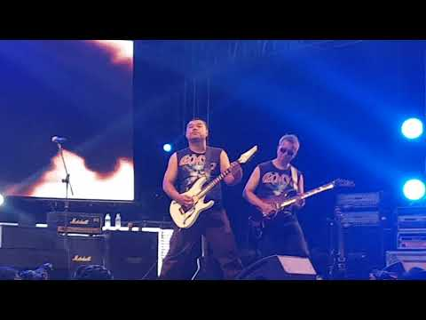 CROMOK - I Dont Belong Here - LIVE IN CONCERT METAL LEGEND AT MAEPS 03/02/2018