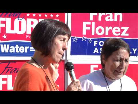 California Assembly Democrats 2010 GOTV Bus Tour