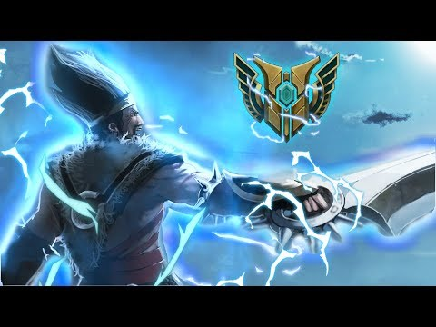 Ultra Instinct Draven - Draven Montage 94 League of Legends thumbnail