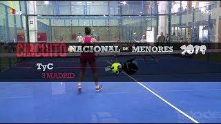 Resumen del TyC 3 de Pádel desde Madrid