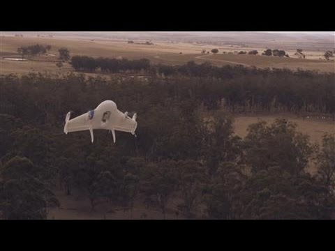 Google's Patent Details Drone Delivery System