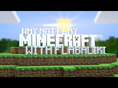 Why Not Play Minecraft - Grand Designs!