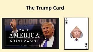 The Trump Card  (Updated) - Walter Veith in Copenhagen - October 2017