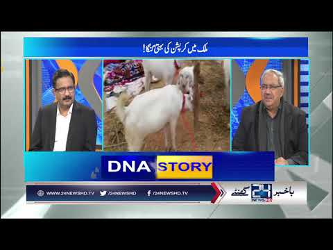 Ch Ghulam Hussain exposed another Punjab Government scandal
