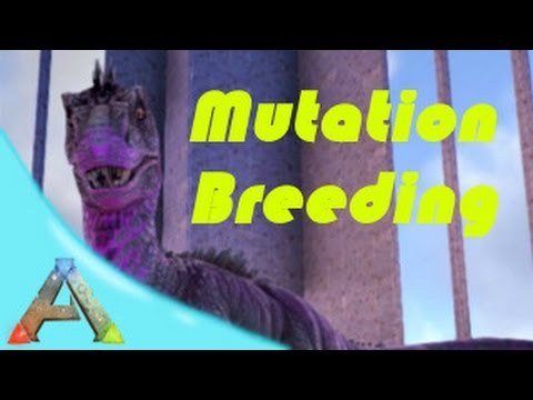ARK: Survival Evolved - Mutation Breeding: Where, How, & What It Does