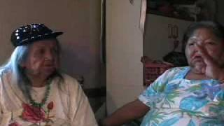 Mom and Patsy in Lapwai pt 3