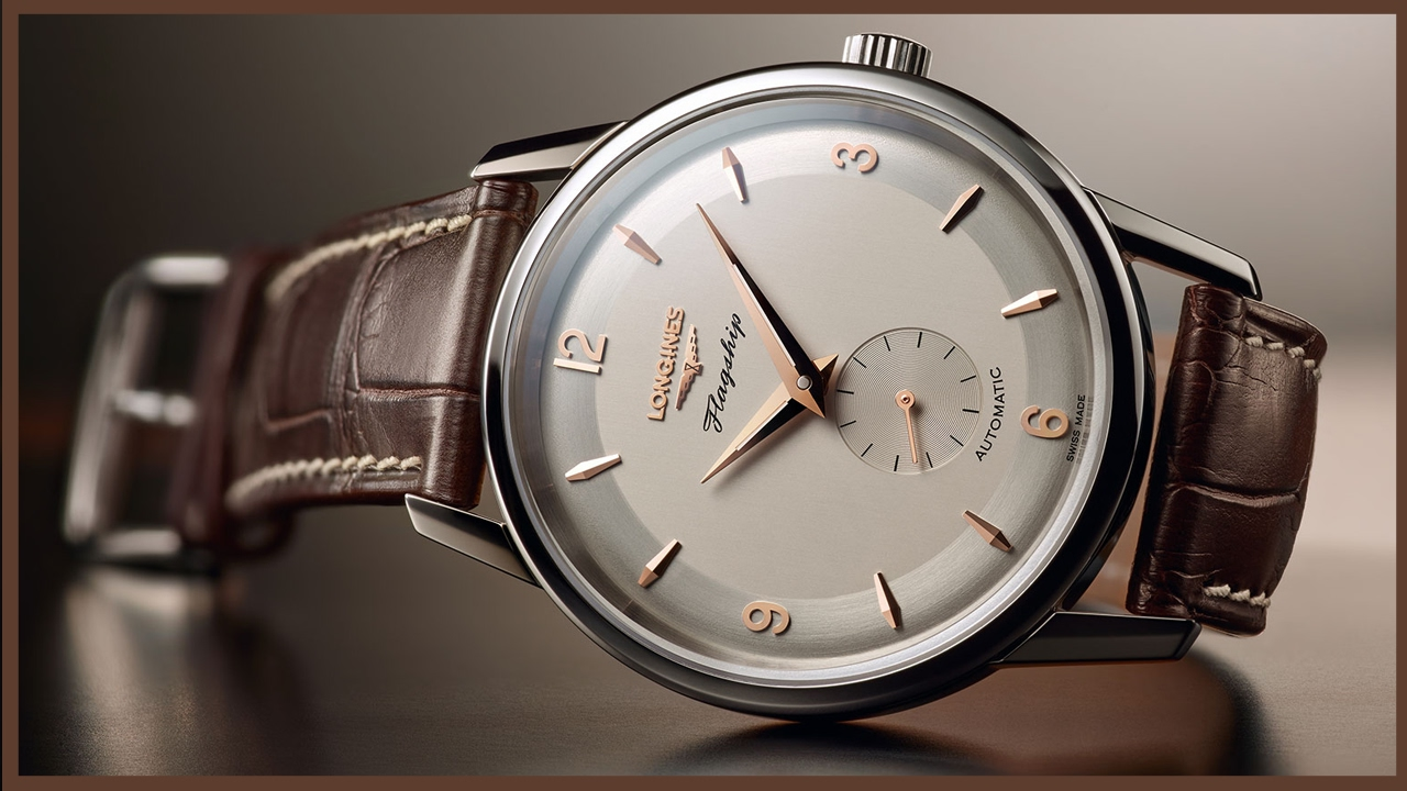 Longines Heritage Flagship 60th Watch Asktnh 125 Youtube
