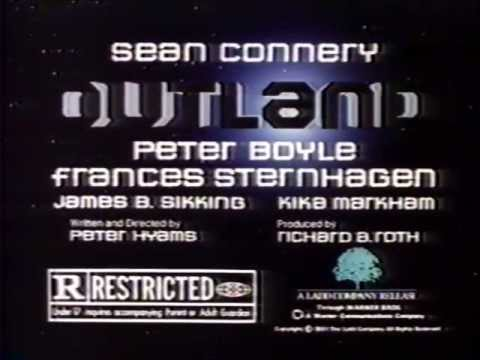 Outland 1981 TV trailer