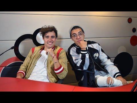 Jorge Blanco & Saak Presentando Una Noche!