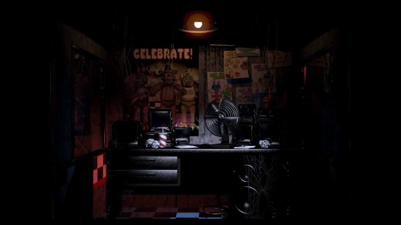 Five Nights At Freddy S  Rooms
