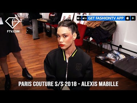 Paris Couture Fashion Week Spring/Summer 2018 –  First Look – Alexis Mabille | FashionTV | FTV