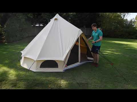 Quest Bell Tent 4m & 5m Review 2019