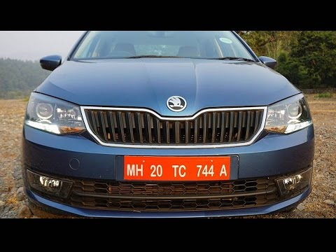 2017 Skoda Rapid : Even More Features