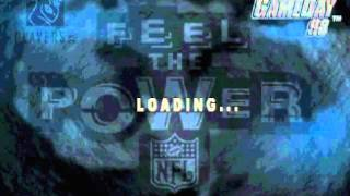 PlayStation demo disc (SCUS-94232) - NFL Gameday
