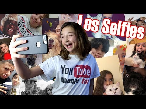 Les Selfies // Satine Walle