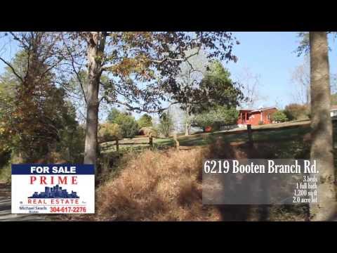 6219 Booten Branch, Barboursville, WV