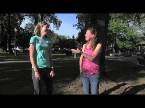 Camille Herron Pre-2016 Lake Sonoma 50 Mile Interview