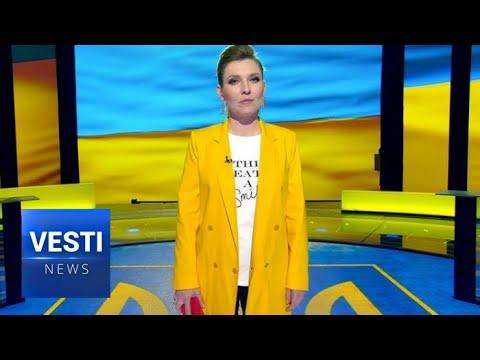 Ukrainian Runoffs: Russian 60 Minutes Anchor Volunteers To Host Big Zelensky/Poroshenko TV Debate