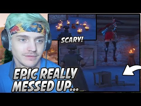 """Ninja Was SHOCKED After Finding Out Why Epic REMOVED This """"Block"""" INSTANTLY From Fortnite... thumbnail"""