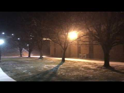 Winter at Landmark College
