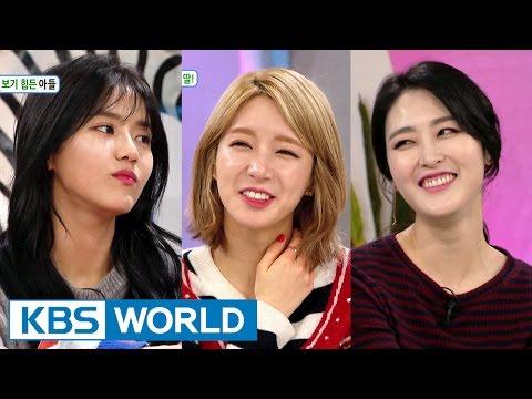 Hello Counselor - Choa, Hyejeong, Shin Ayoung [ENG/THAI/2017.01.16]