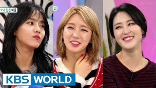 Hello Counselor - Choa, Hyejeong, Shin Ayoung [ENG/2017.01.16]