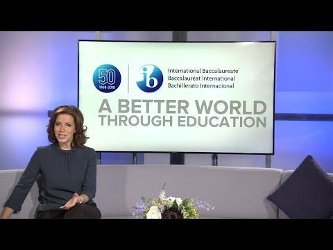 IB Diploma at the International School of Brussels
