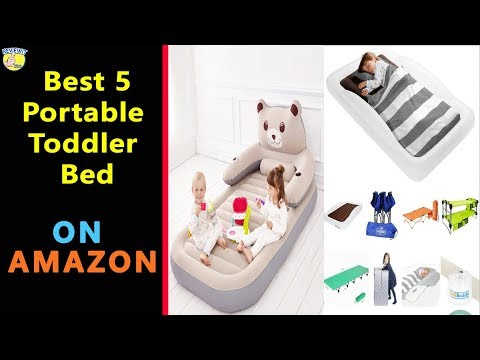 The 8 Best Toddler Travel Beds
