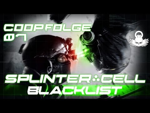 Let's Play Splinter Cell Blacklist Coop #07 [German/Full-HD/Perfektionist] Gefaile