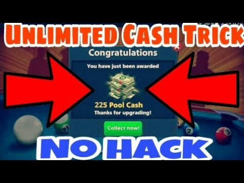 8 Ball Pool Cash Trick 2019 || Just 1 Mobile Needed [Android/iOS]