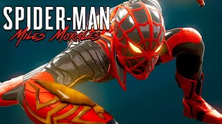 Marvel's Spider-Man Miles Morales PS5 Gameplay Deutsch #11 - Striker Anzug