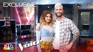 The Voice 2018 - Behind The Voice: Team Adam (Digital Exclusive)