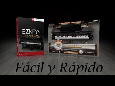 PIANO ACOUSTIC VST TOONTRACK GRAND BAIXAR EZKEYS