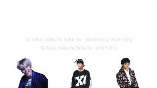 Gambar cover Chen x Baekhyun x Xiumin (EXO)- For You(너를 위해)(Scarlet Heart: Ryeo OST, Part 1)[Han|Eng lyrics]
