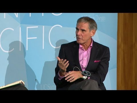 Transformative Trends in Medicine with Eric Topol --Atlantic Meets the Pacific 2013