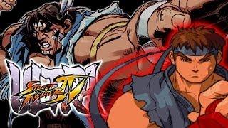 PATIENCE, EVIL RYU...PATIENCE - Ultra Street Fighter 4 Online