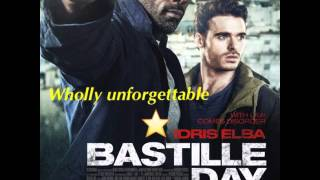 Bastille Day Movie Review