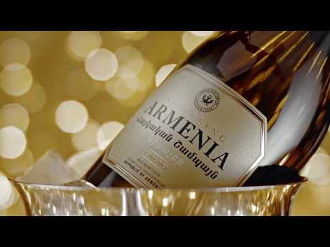Armenia Sparkling Wine_New Year 2016