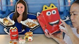 We EAT McDonalds in Vietnam ??
