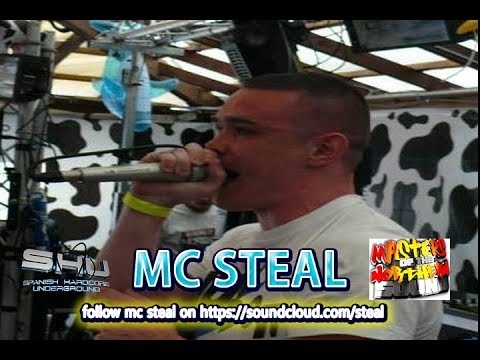 DJ AMMO T MC STEAL MONTA MUSICA MINI SET
