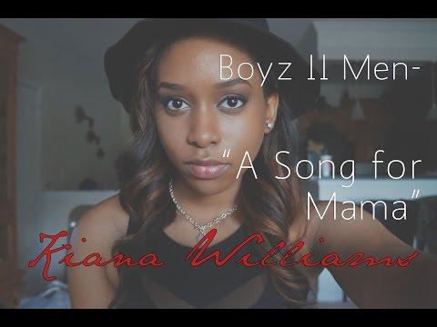 """Boyz II Men- """"A Song for Mama"""""""