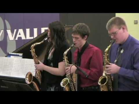 Nodaway Valley High School Jazz Band - Blues For The Cap