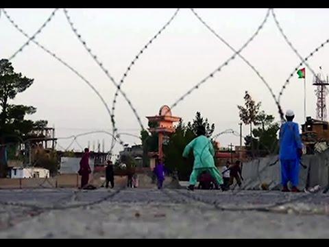 Lashkargah City Under Siege/شهر لشکرگاه در محاصره