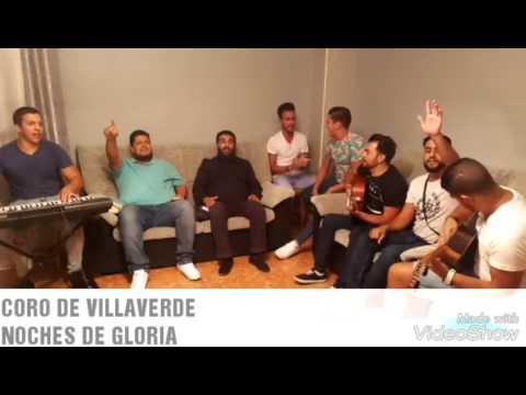 Coro de Villaverde en noches de gloria para Facebook