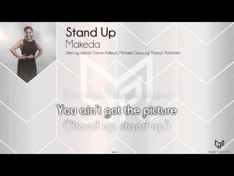Makeda - Stand Up
