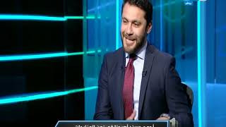 الصقر احمد حسن : رحلت عن الاهلي بسبب خلافاتي مع مانويل جوزيه