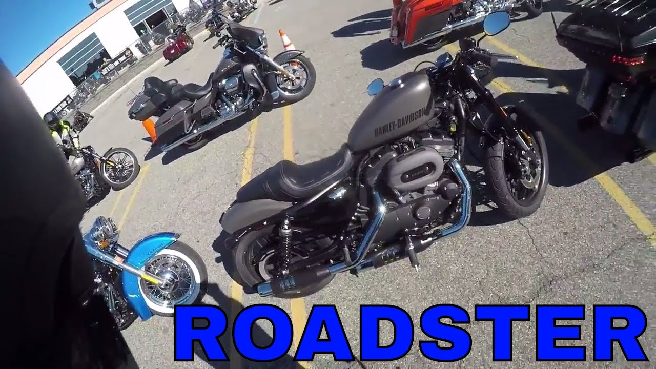 Harley Davidson: 2018 Harley Davidson Roadster First Ride Review