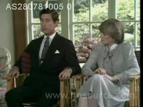 Princess Diana interview before wedding
