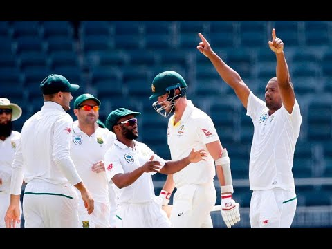 Australia crushed by South Africa in first Test since ball-tampering scandal
