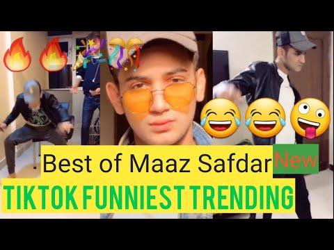 Download tiktok maaz safdar best comedy